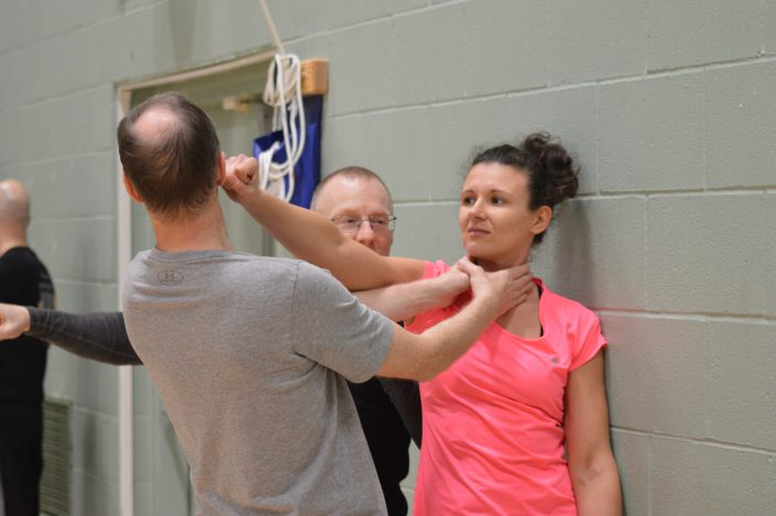 Krav Maga Paisley Self Defence and Fitness Class 7
