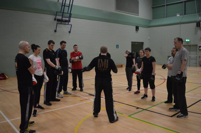 Krav Maga Paisley Self Defence and Fitness Class 4