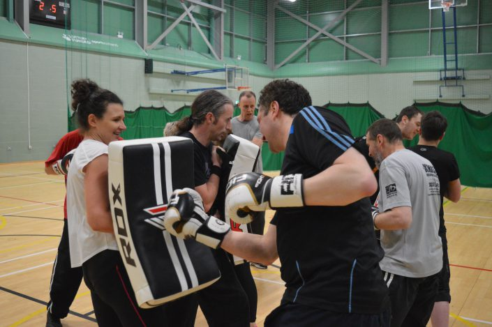 Krav Maga Paisley Self Defence and Fitness Class 1