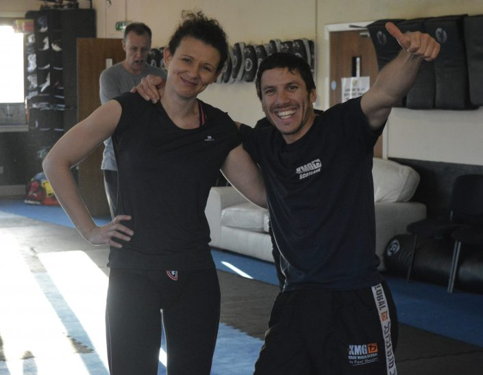 Krav Maga Paisley Self Defence and Fitness Class 6